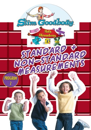 Slim Goodbody Math Monsters: Measurements