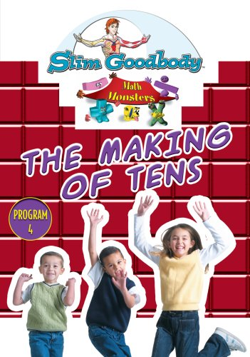 Slim Goodbody Math Monsters: The Making of Tens
