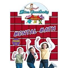 Slim Goodbody Math Monsters: Mental Math