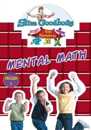Slim Goodbody Math Monsters: Mental Math