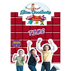 Slim Goodbody Math Monsters: Time