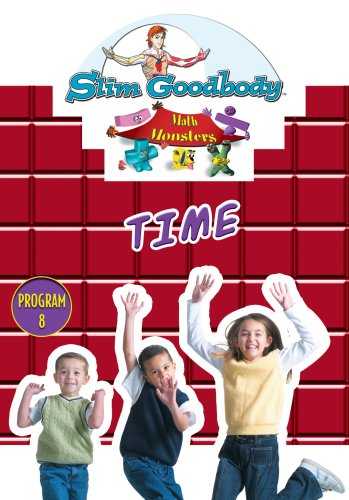 Slim Goodbody Math Monsters: Time