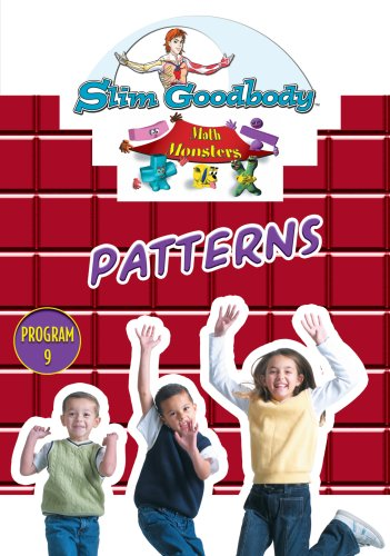 Slim Goodbody Math Monsters: Patterns