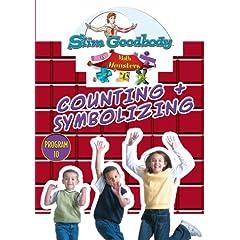 Slim Goodbody Math Monsters: Counting & Symbolizin
