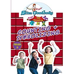 Slim Goodbody Math Monsters: Counting & Symbolizin