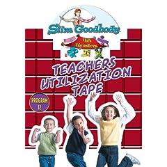 Slim Goodbody Math Monsters: Teachers Utilization