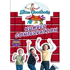 Slim Goodbody Math Monsters: Number Conservation