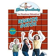 Slim Goodbody Matematicos: Reunir Datos (Spanish)
