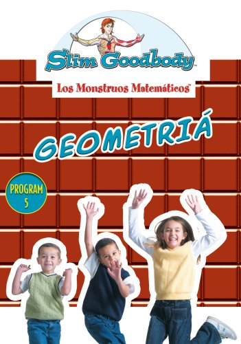 Slim Goodbody Matematicos: Geometria (Spanish)