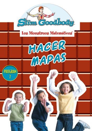 Slim Goodbody Matematicos: Hacer Mapas (Spanish)