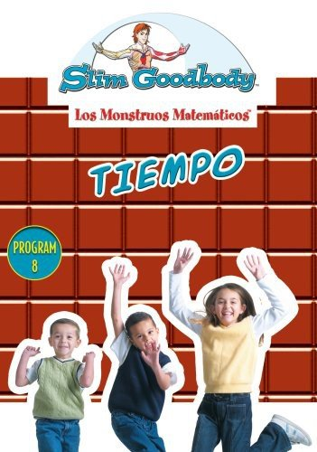 Slim Goodbody Matematicos: Tiempo (Spanish)