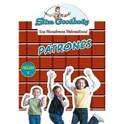 Slim Goodbody Matematicos: Patrones (Spanish)