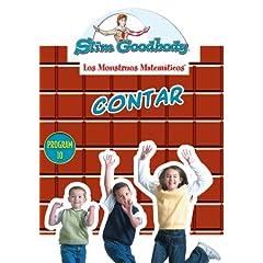 Slim Goodbody Matematicos: Contar (Spanish)