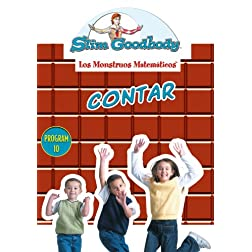 Slim Goodbody Matematicos: Contar (Spanish)