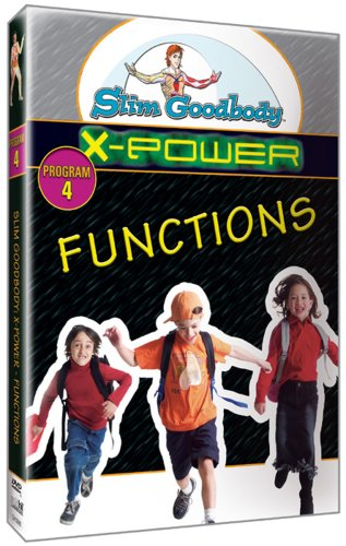 Slim Goodbody X-Power: Functions (Gridlock)