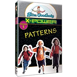 Slim Goodbody X-Power: Patterns (A Secret Code)