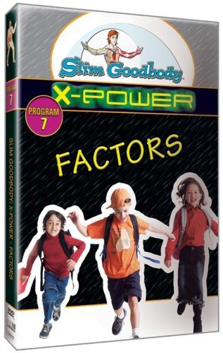 Slim Goodbody X-Power: Factors (A Doorway Through)