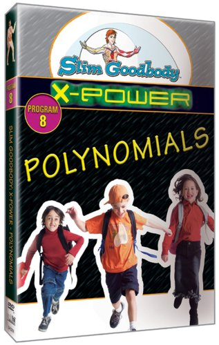 Slim Goodbody X-Power: Polynomials (River of Time)