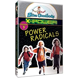Slim Goodbody X-Power: Radicals (Reality Planes)