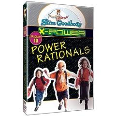 Slim Goodbody X-Power: Rationals (Vanishing Point)
