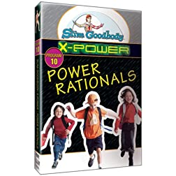Slim Goodbody X-Power: Rationals (Vanishing Point)