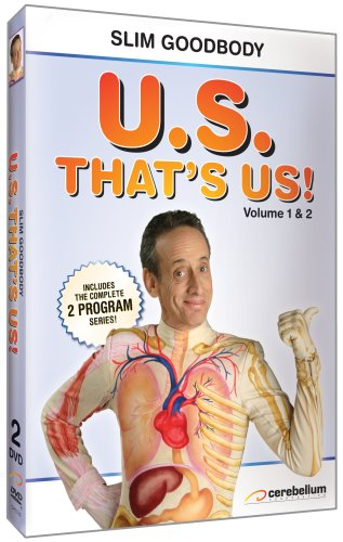 Slim Goodbody: Us That's Us 1 & 2