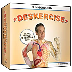 Slim Goodbody Deskercises