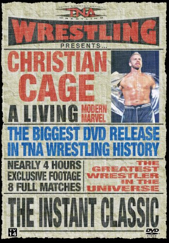Total Nonstop Action Wrestling Presents: The Best of Christian Cagethe Instant Classic