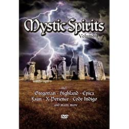 Vol. 4-Mystic Spirits