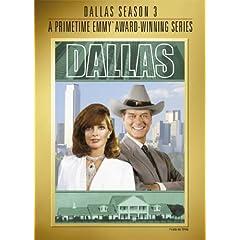 Dallas: Complete Third Season (Emmy Tip-On) (5pc)