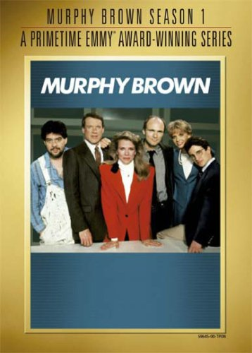 Murphy Brown: Complete First Season (Emmy Tip-On)