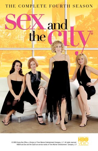 Sex & The City: Comp Fourth Season (Emmy Tip-On)