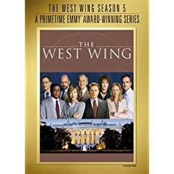 West Wing: Complete Fifth Season (Emmy Tip-On)