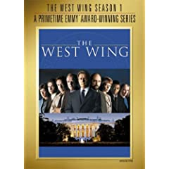 West Wing: Complete First Season (Emmy Tip-On)