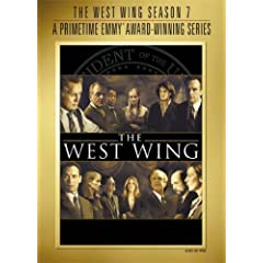 West Wing: Complete Seventh Season (Emmy Tip-On)
