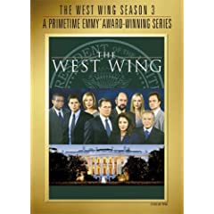 West Wing: Complete Third Season (Emmy Tip-On)