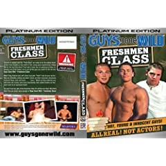 Guys Gone Wild: Freshmen Class Platinum Edition