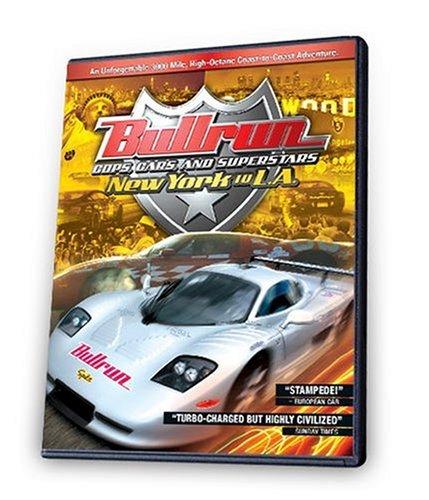 Bullrun Presents: New York to L.A. Cops Cars