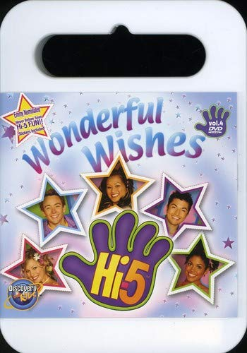 Hi-5: Wonderful Wishes (Vol. 4)