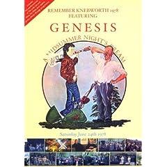 Remember Knebworth 1978 Featuring Genesis: A Midsummer Nights Dream