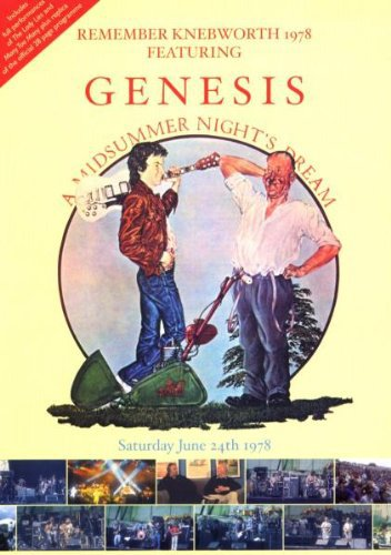 Remember Knebworth 1978 Featuring Genesis: A Midsummer Nights Dream