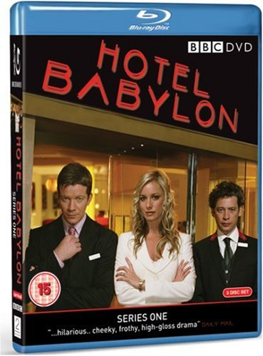 Hotel Babylon - Series 1 [Blu-ray]