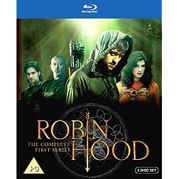 Robin Hood (BBC) Complete Series 1 [Blu-ray]