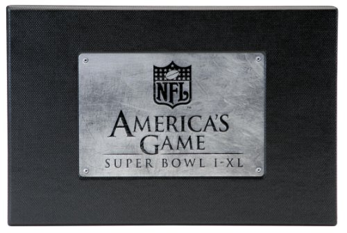 NFL America's Game Super Bowl I-XL