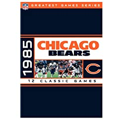 NFL Greatest Games Series - 1985 Chicago Bears