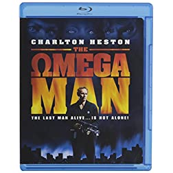 The Omega Man [Blu-ray]
