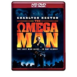 The Omega Man [HD DVD]