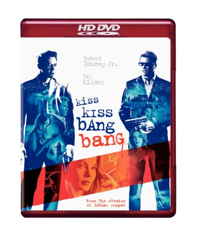 Kiss Kiss Bang Bang [HD DVD]