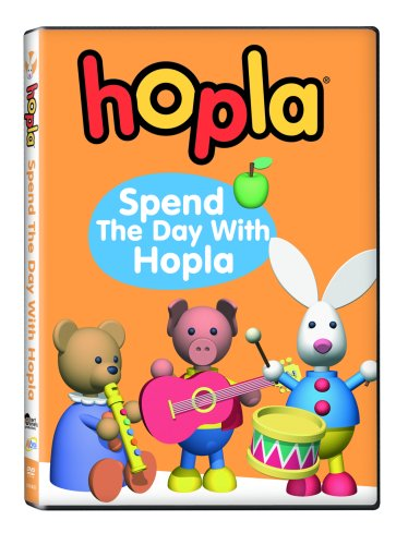 Hopla: Spend the Day with Hopla