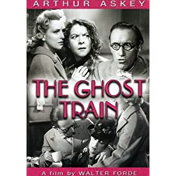 The Ghost Train (B&W)
